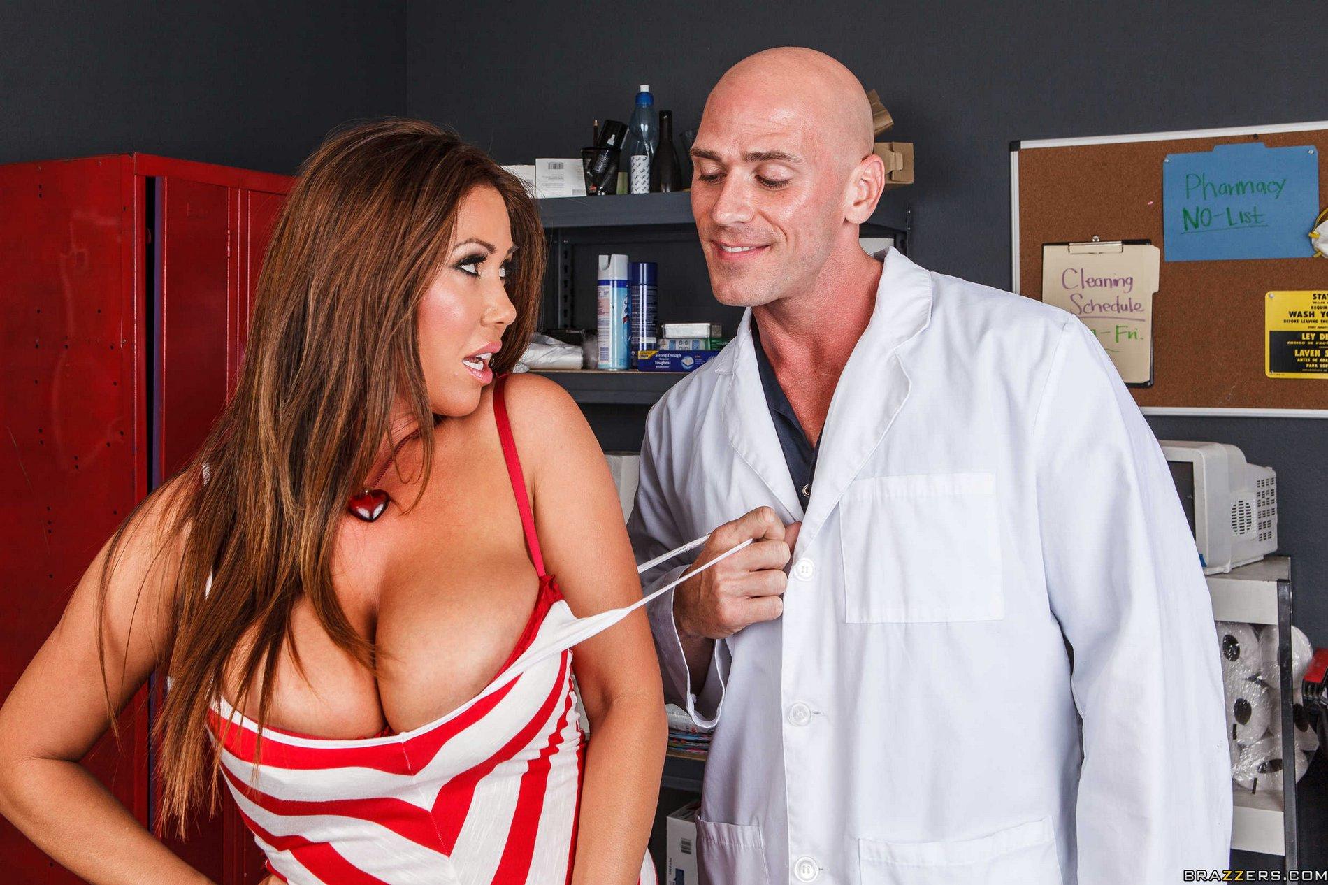 Johnny Sins Nurse Brazzers