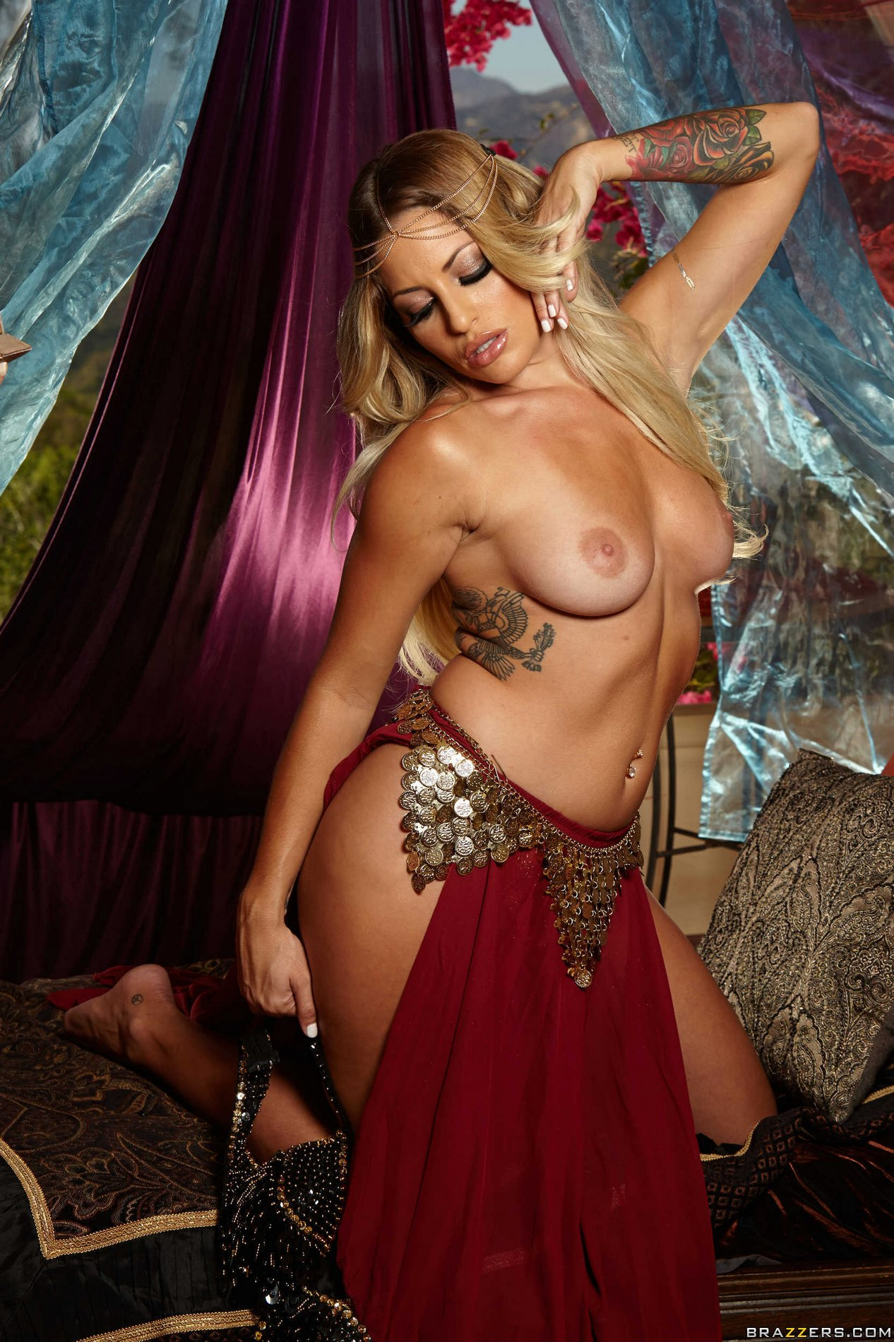 Sexy chandelier embellished tribal gypsy sequined pole dance sequin be jon's imports inc