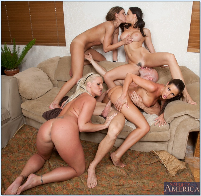 What foursome stories milf pregnant orgy something is