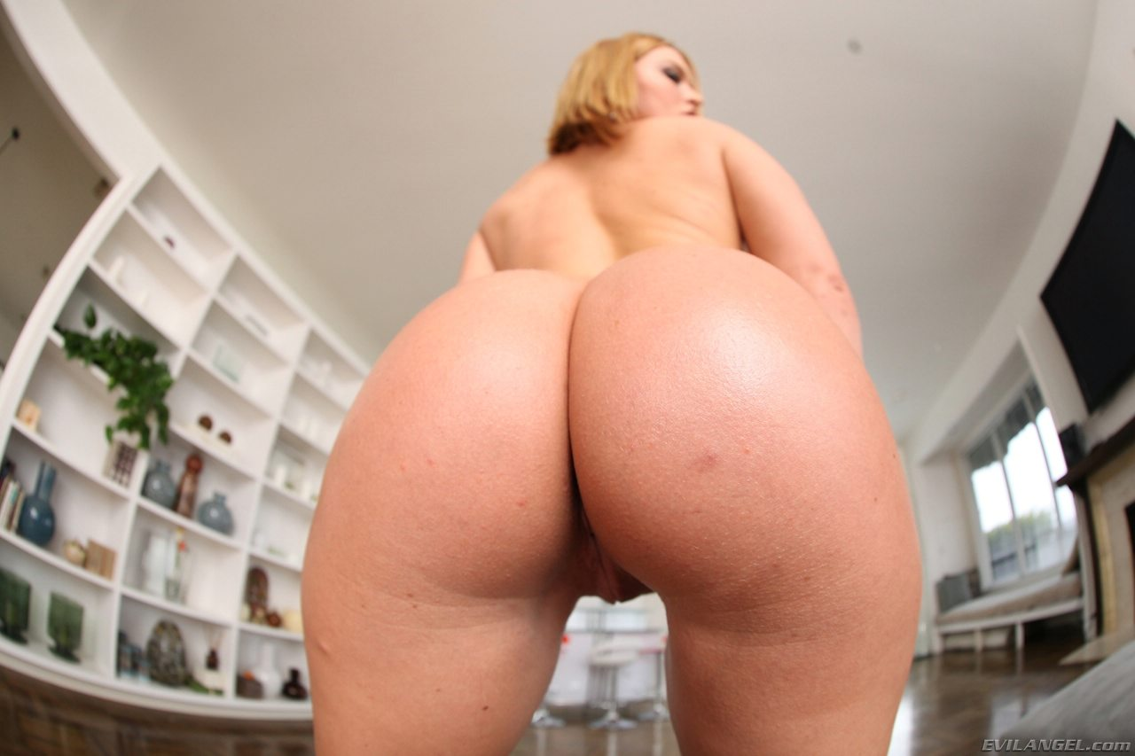 Pov blonde big ass