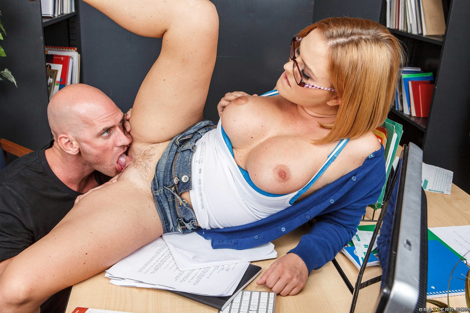 Student Fucks Sexy Teacher