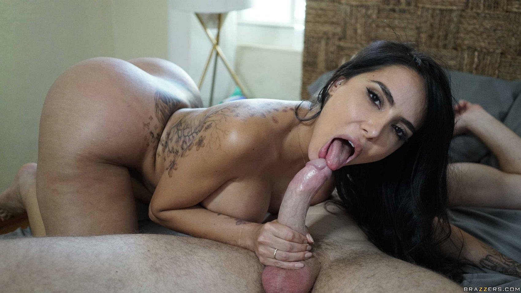 Lela star takes big dick