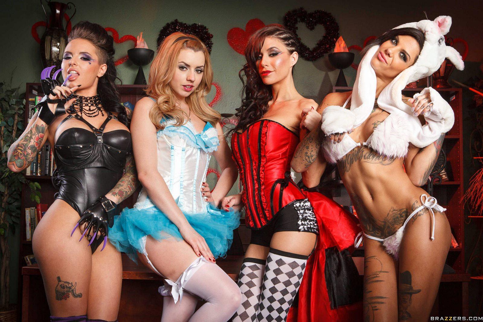Christy Mack Lexi Belle - Best Porn Photos, Hot XXX Images ...