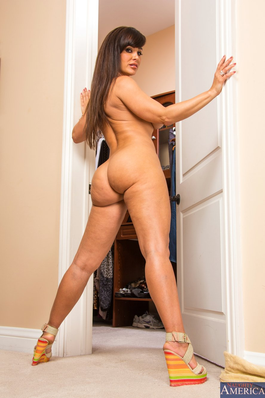 Much Lisa ann walker naked nude think, that
