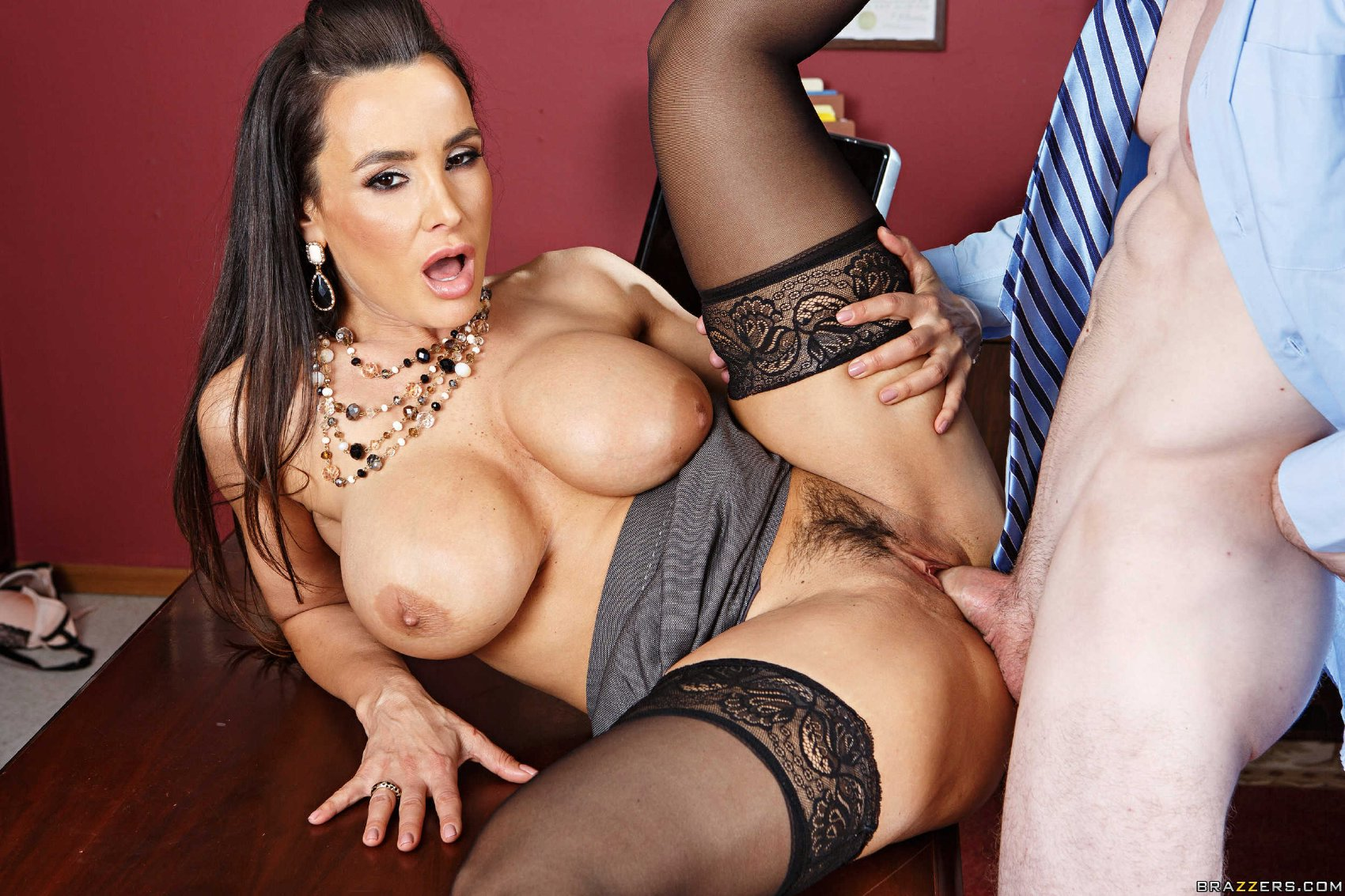 Lisa ann brazzers office authoritative message