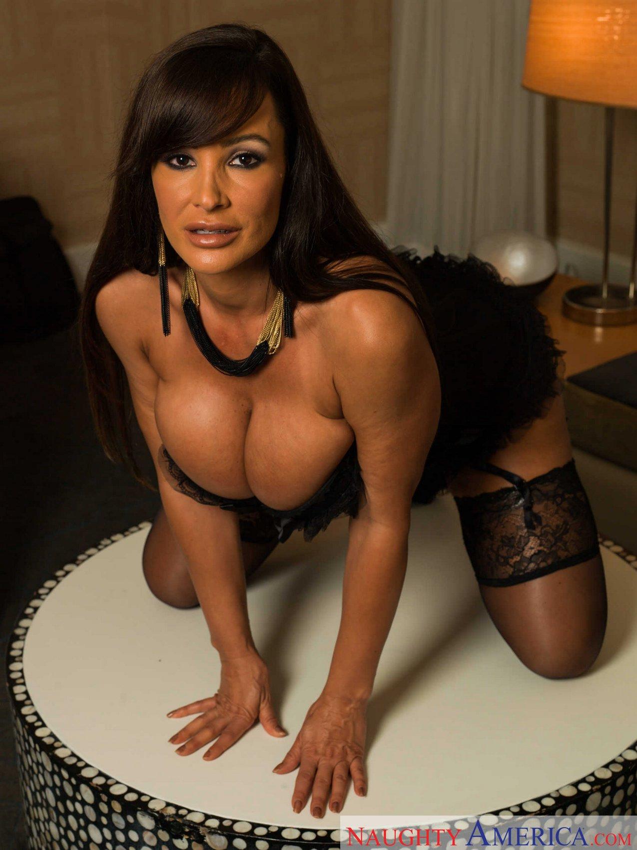 Lisa Ann Pron Star