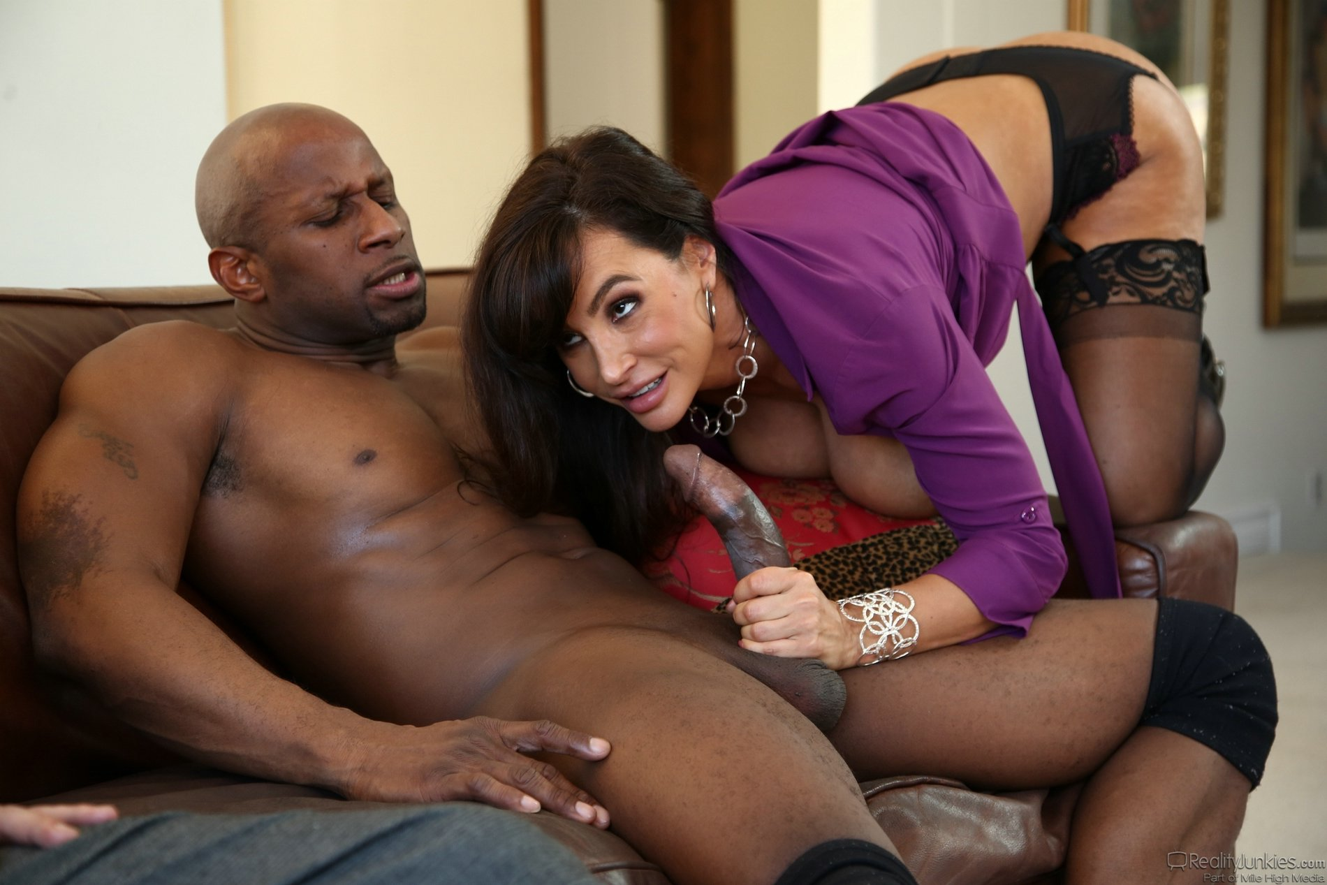 What lisa ann black fucking are