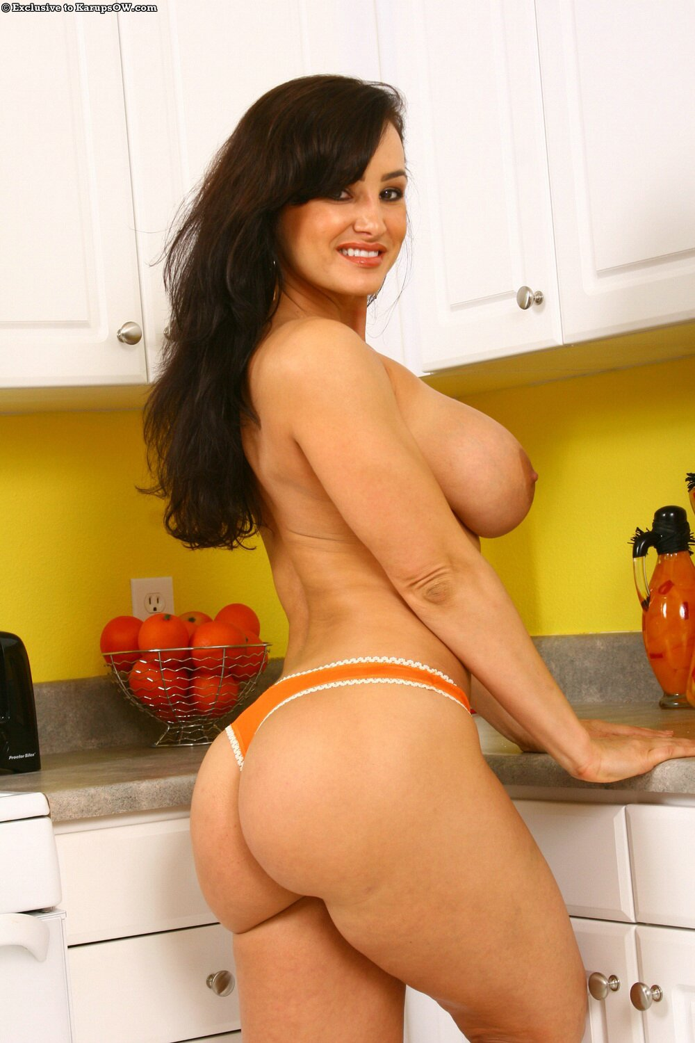 Nude lisa ann excellent message