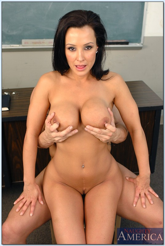 Lisa ann sexy teacher