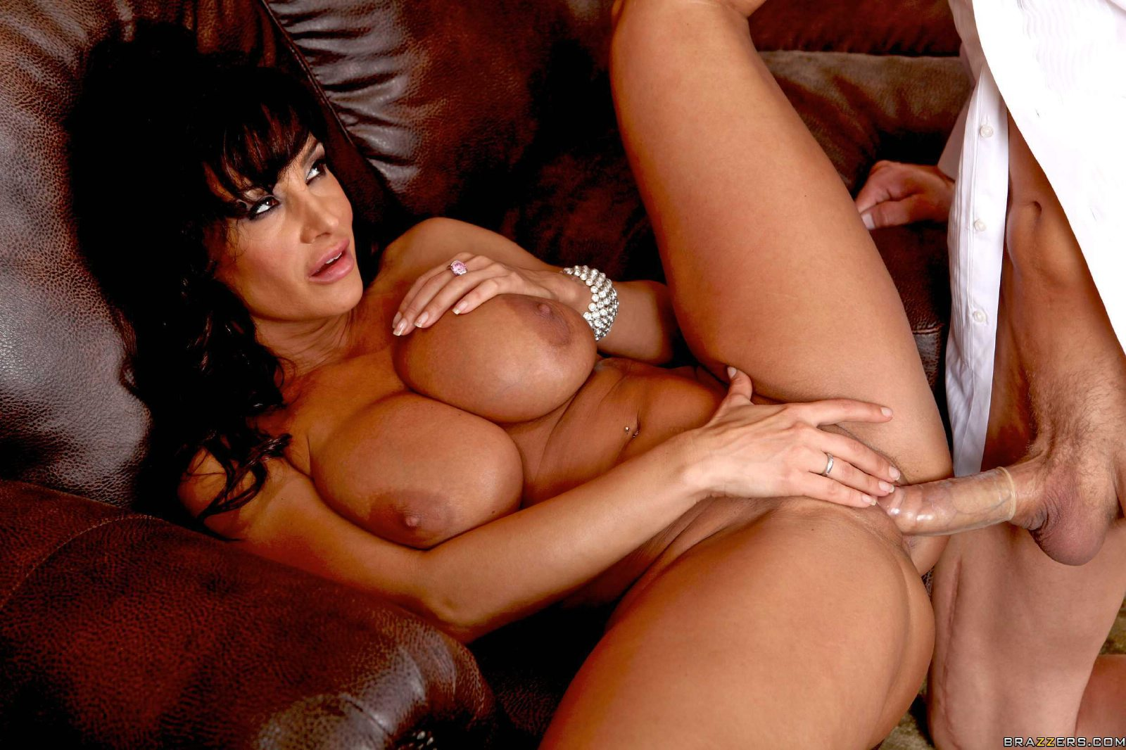 Lisa ann threesome brazzer congratulate