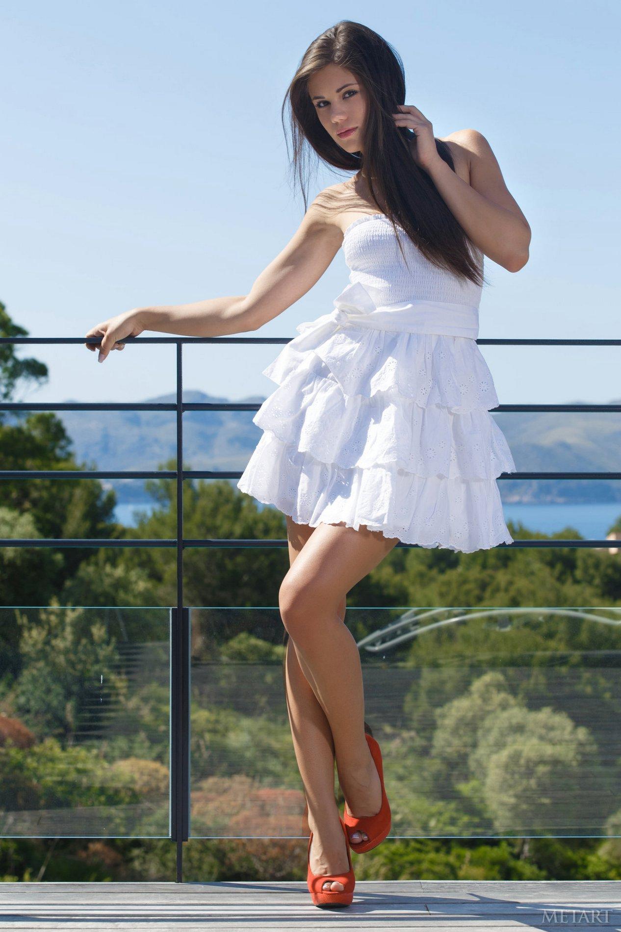 Dildo double penetration heels