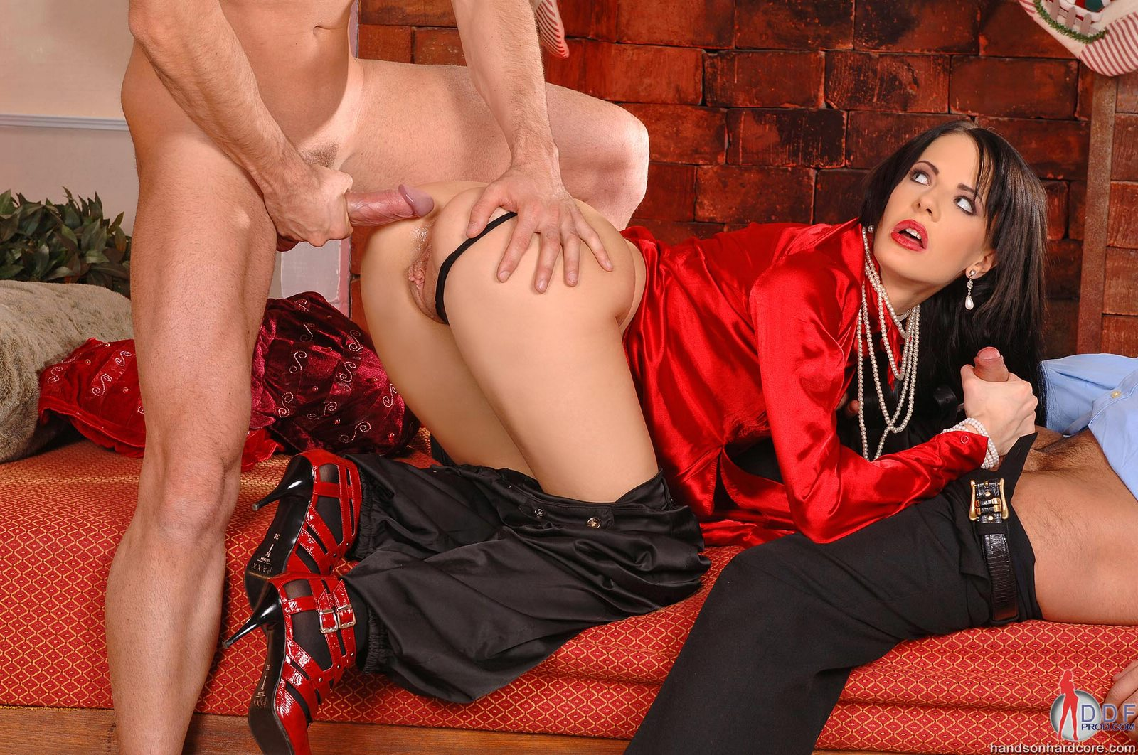 Dominance and submission video