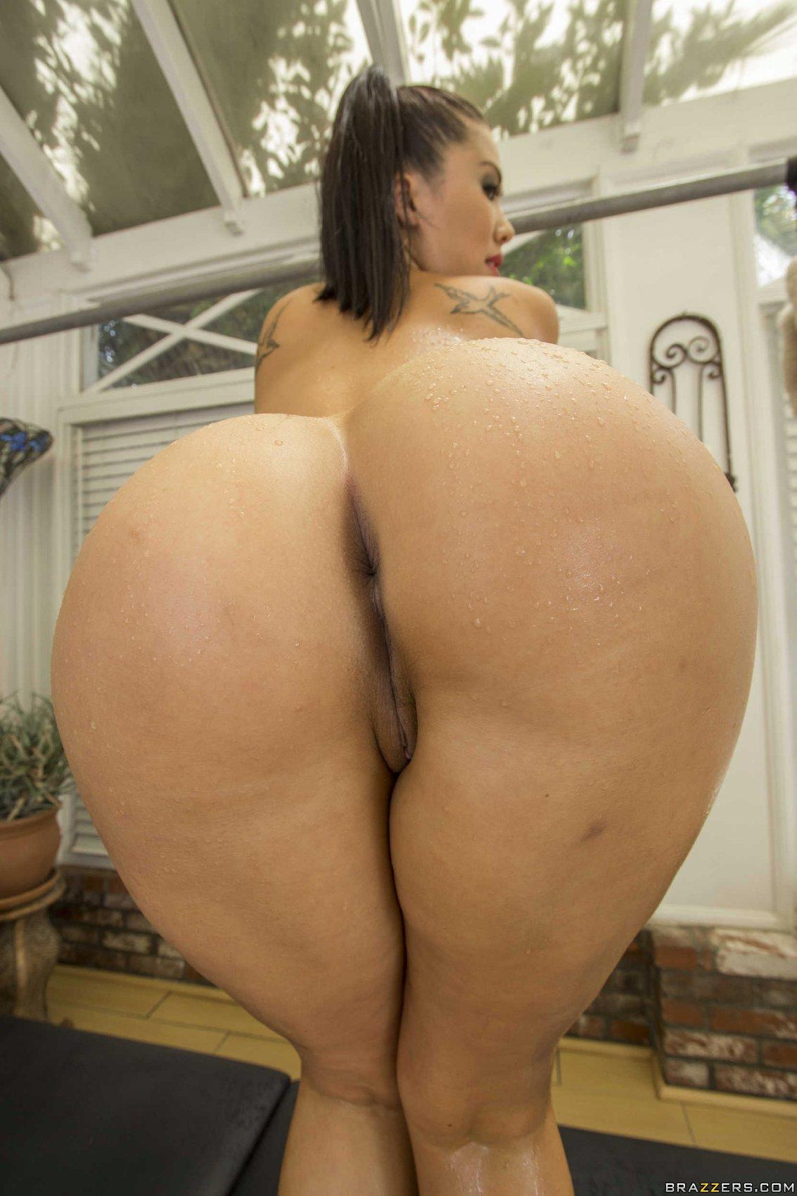 Hottest big butt pornstars