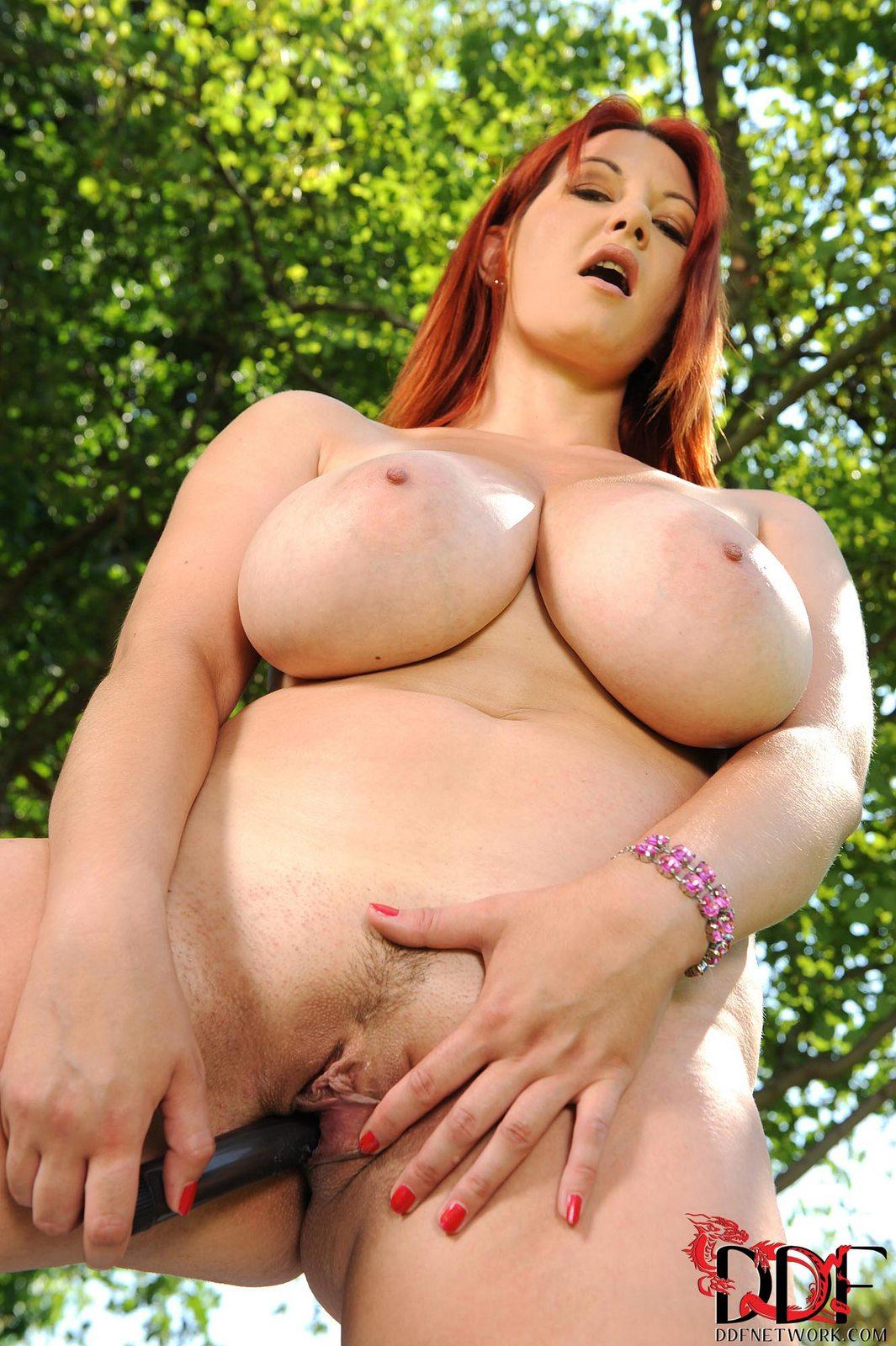 Pornstar vanessa redhead first
