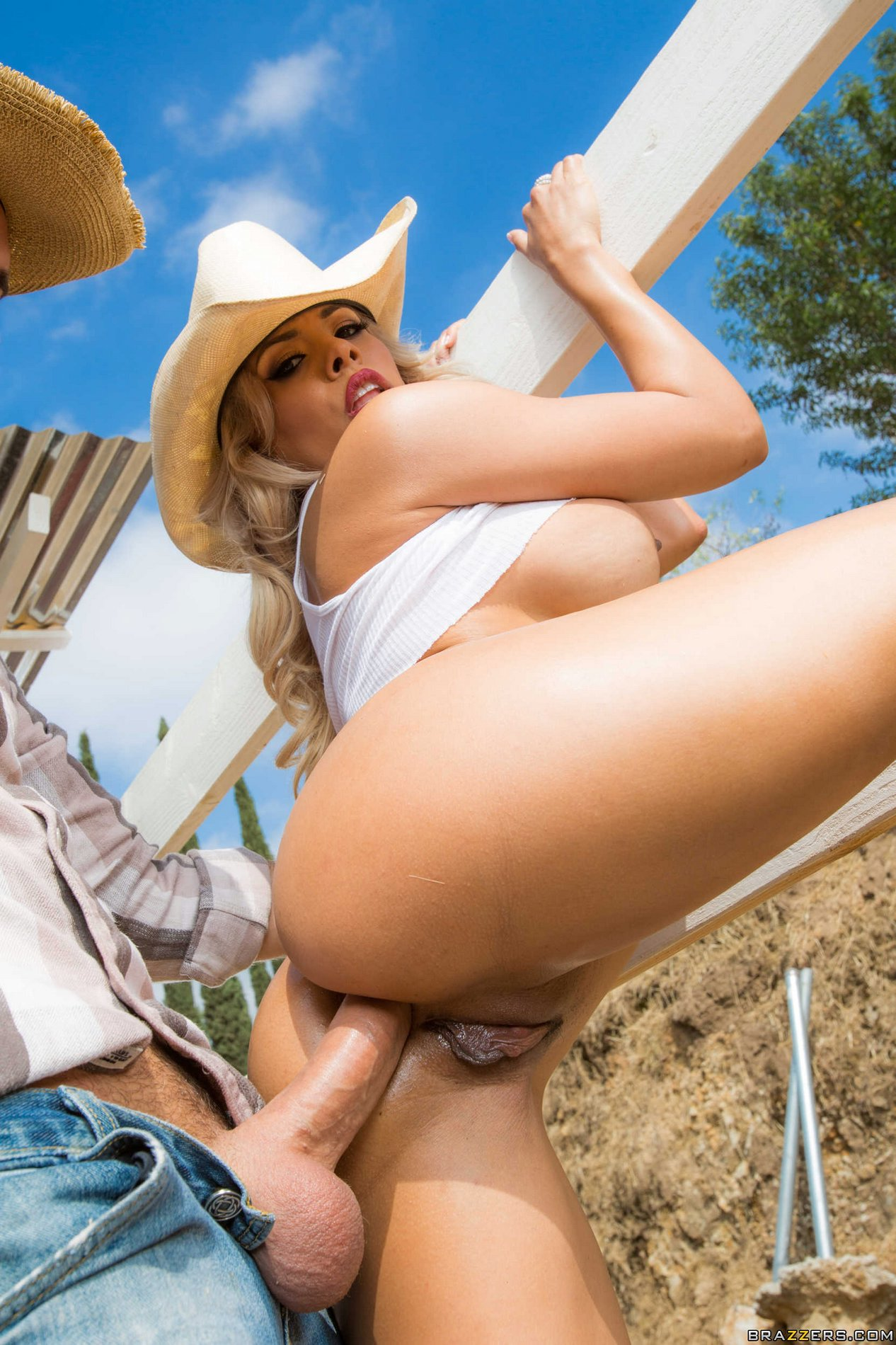 Country girl fucked