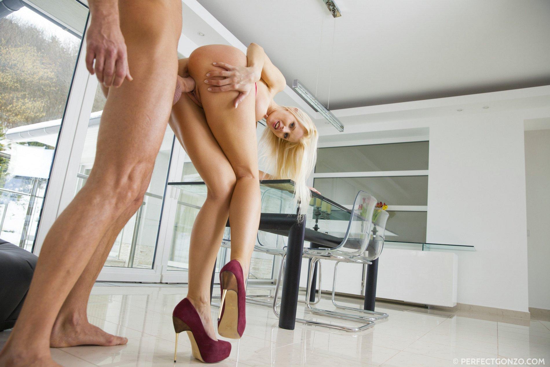 Fuck ass my wife mi esposa le gusta por el culo - 2 part 7
