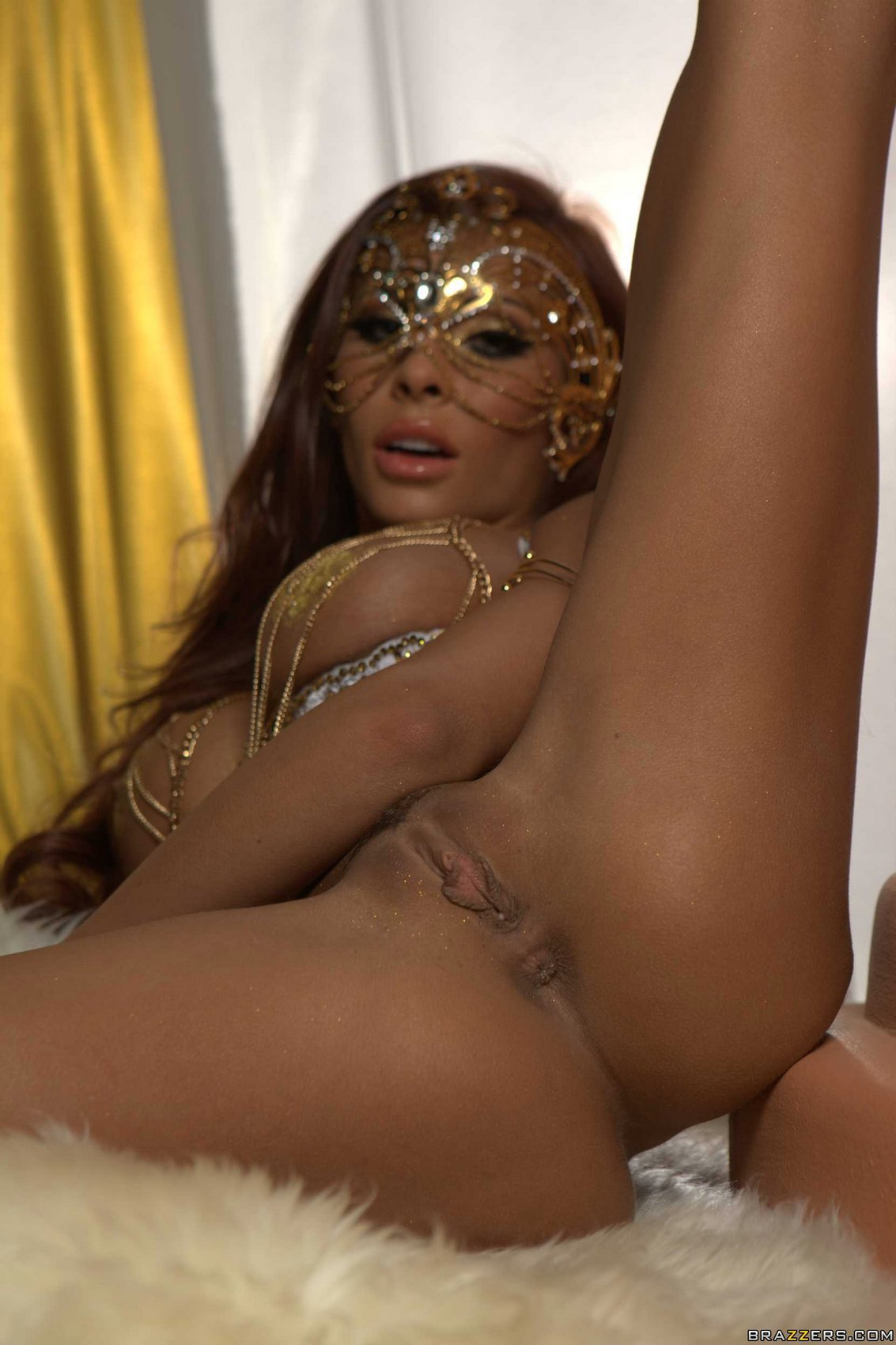 Madison ivy interracial anal right!