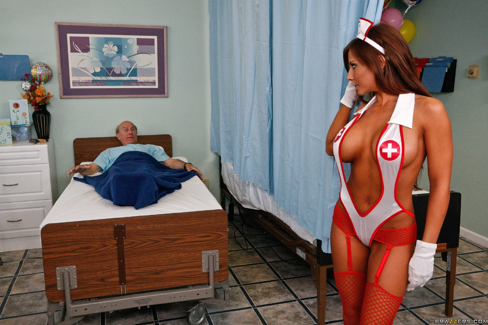 madison ivy nurse