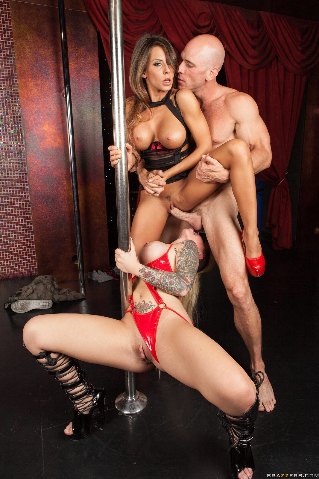 madison ivy stripper