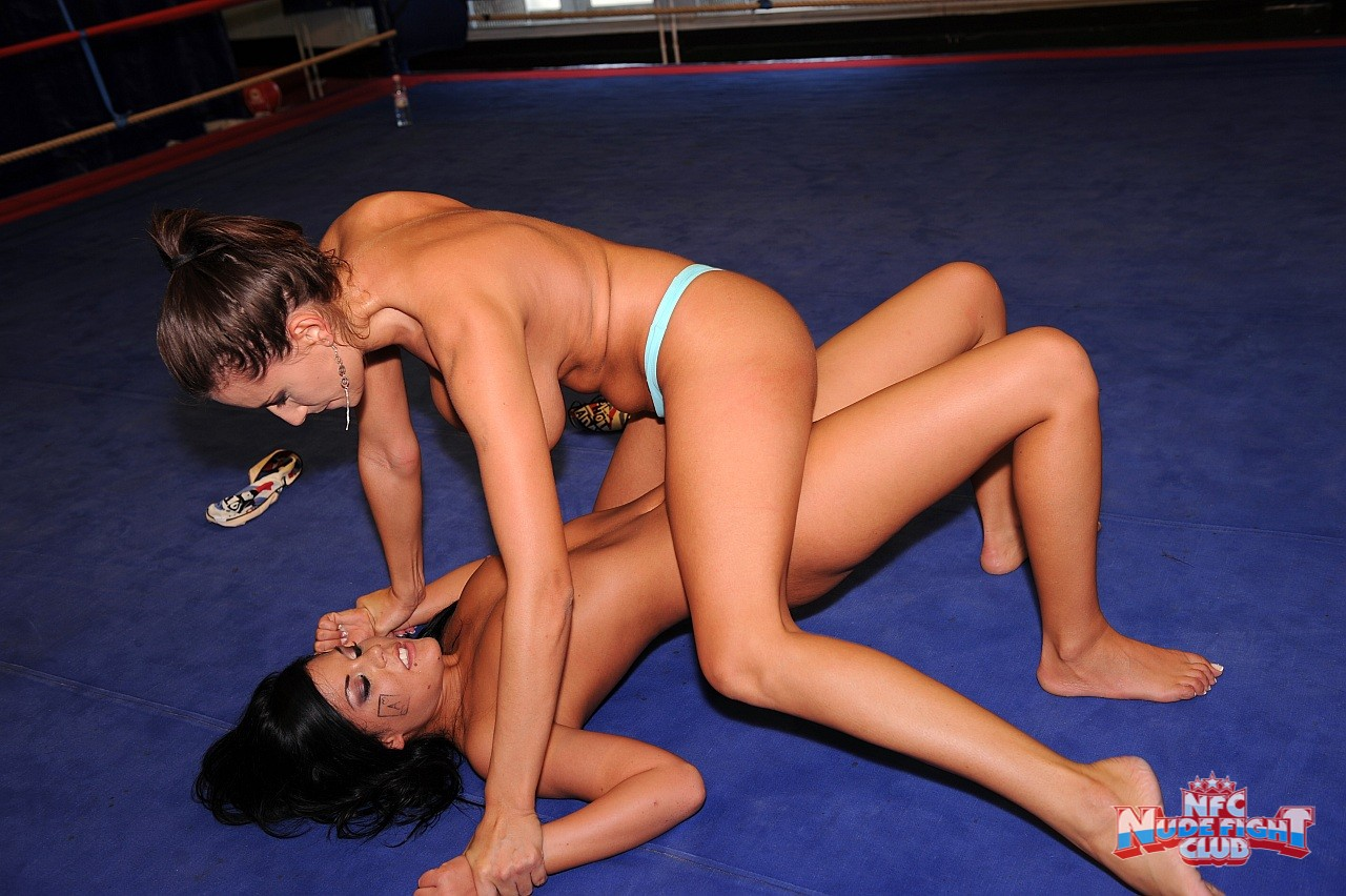 Sensual jane lesbian wrestling
