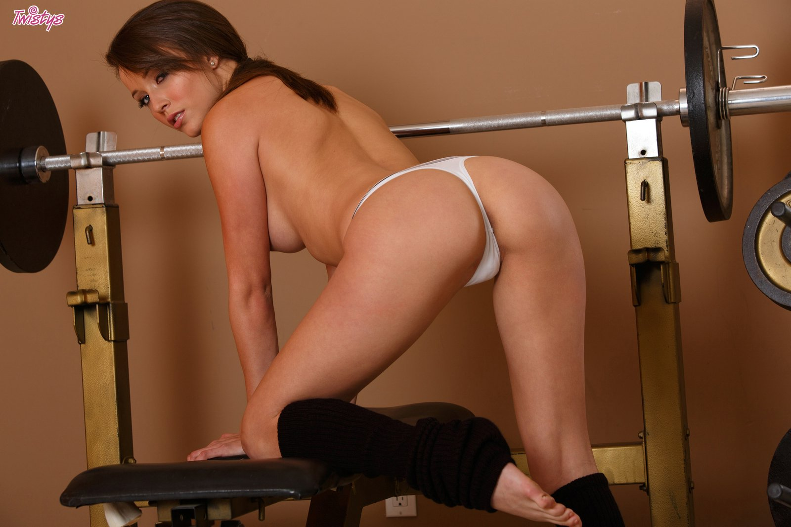 With malena morgan twistys gym join