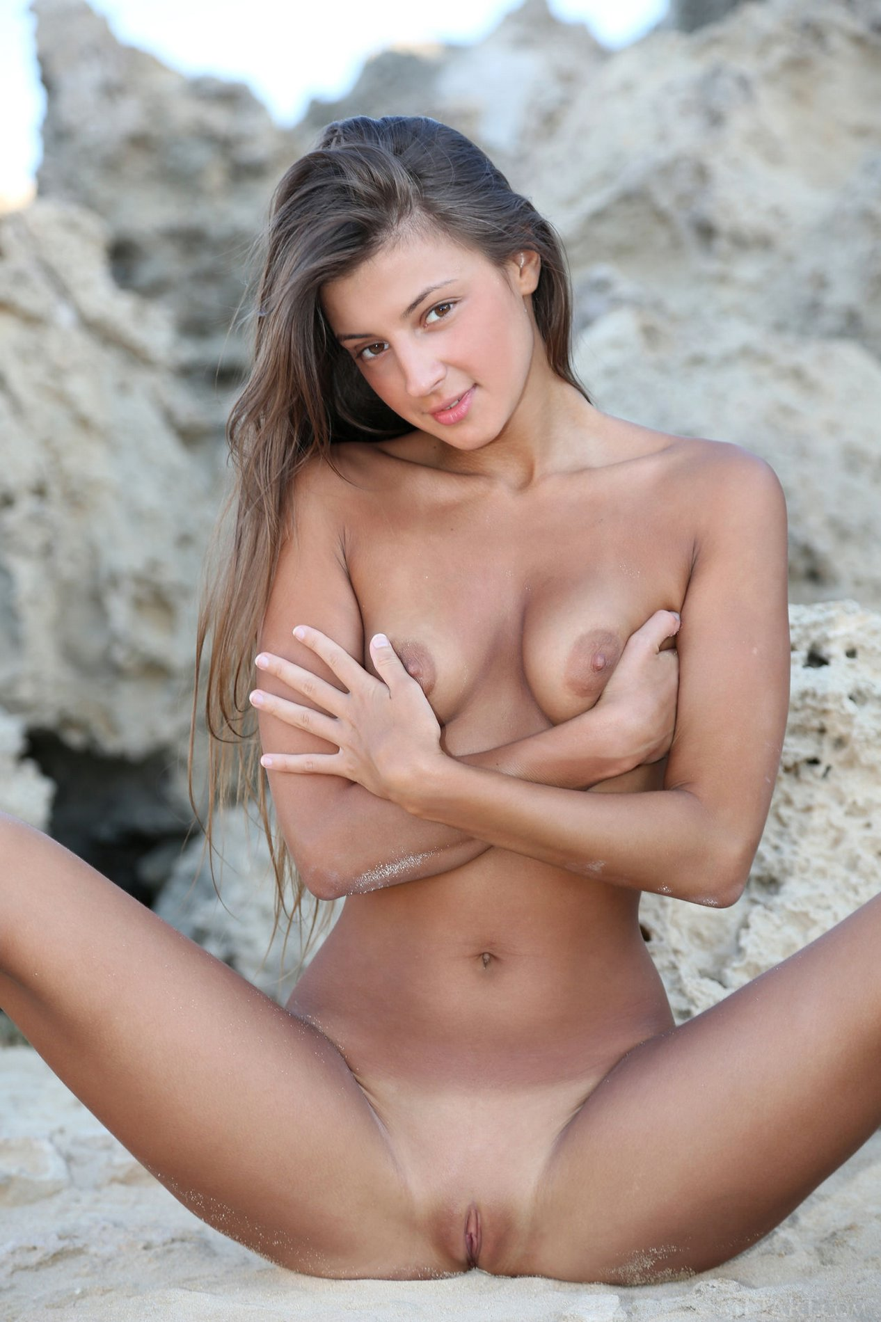 Amazing naked body
