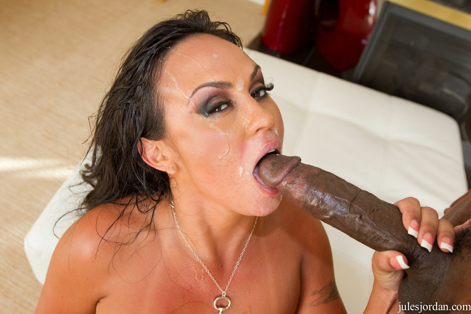 Was Mariah milano in monsters of cock you were