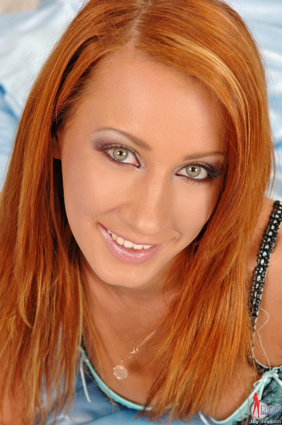Model nude redhead porn ddf