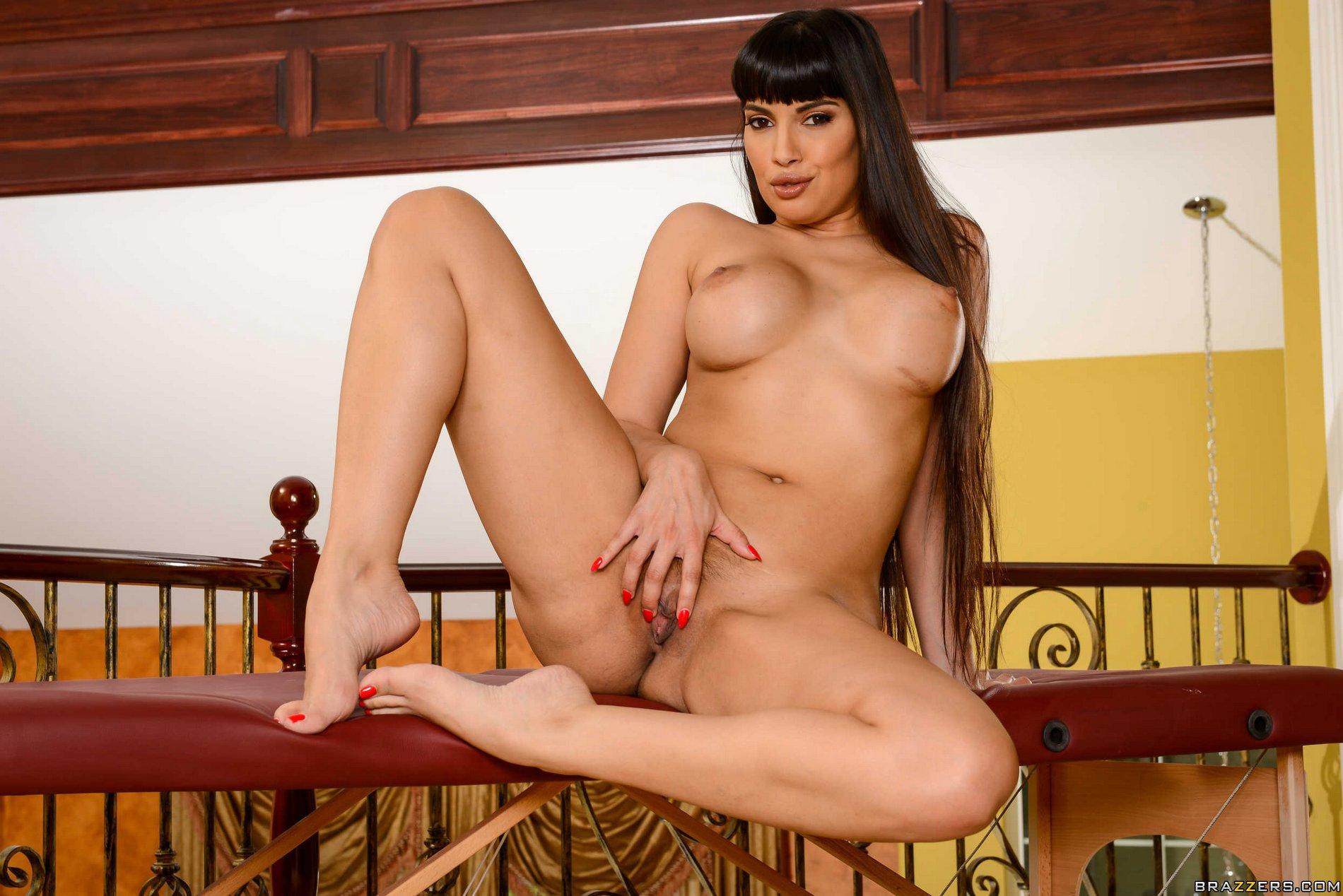 Hot Latina Maid Pussy Drilling - Mercedes Carrera