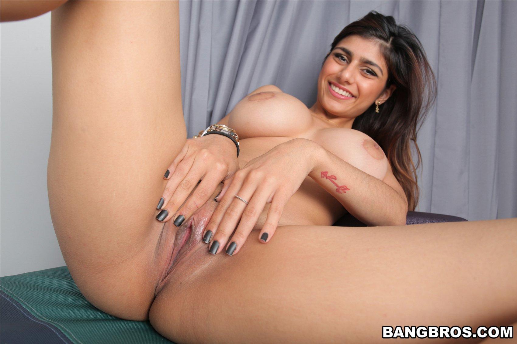 Pornstar Mia Khalifa