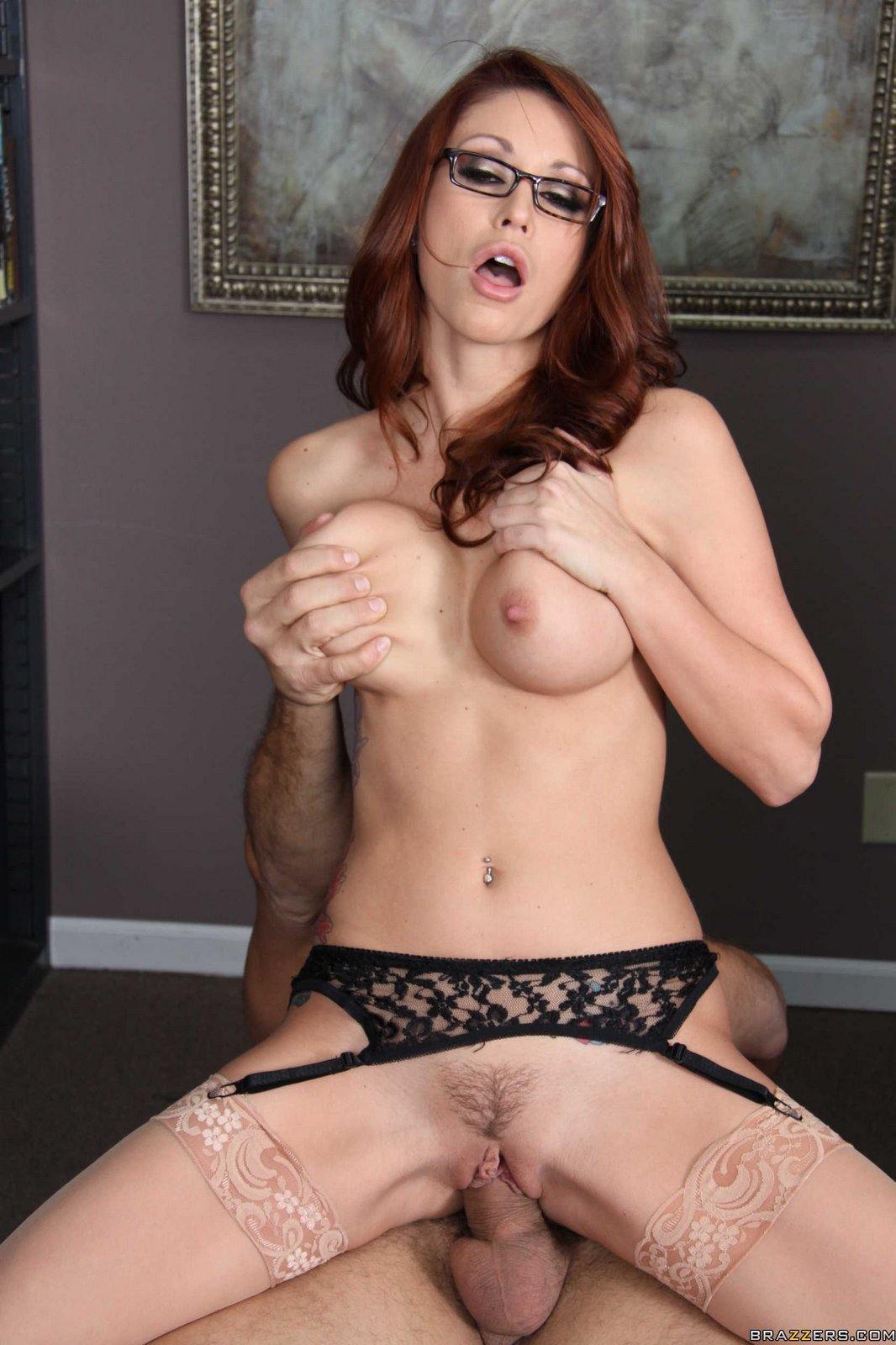 sexy lady monique alexander getting fucked hard in the