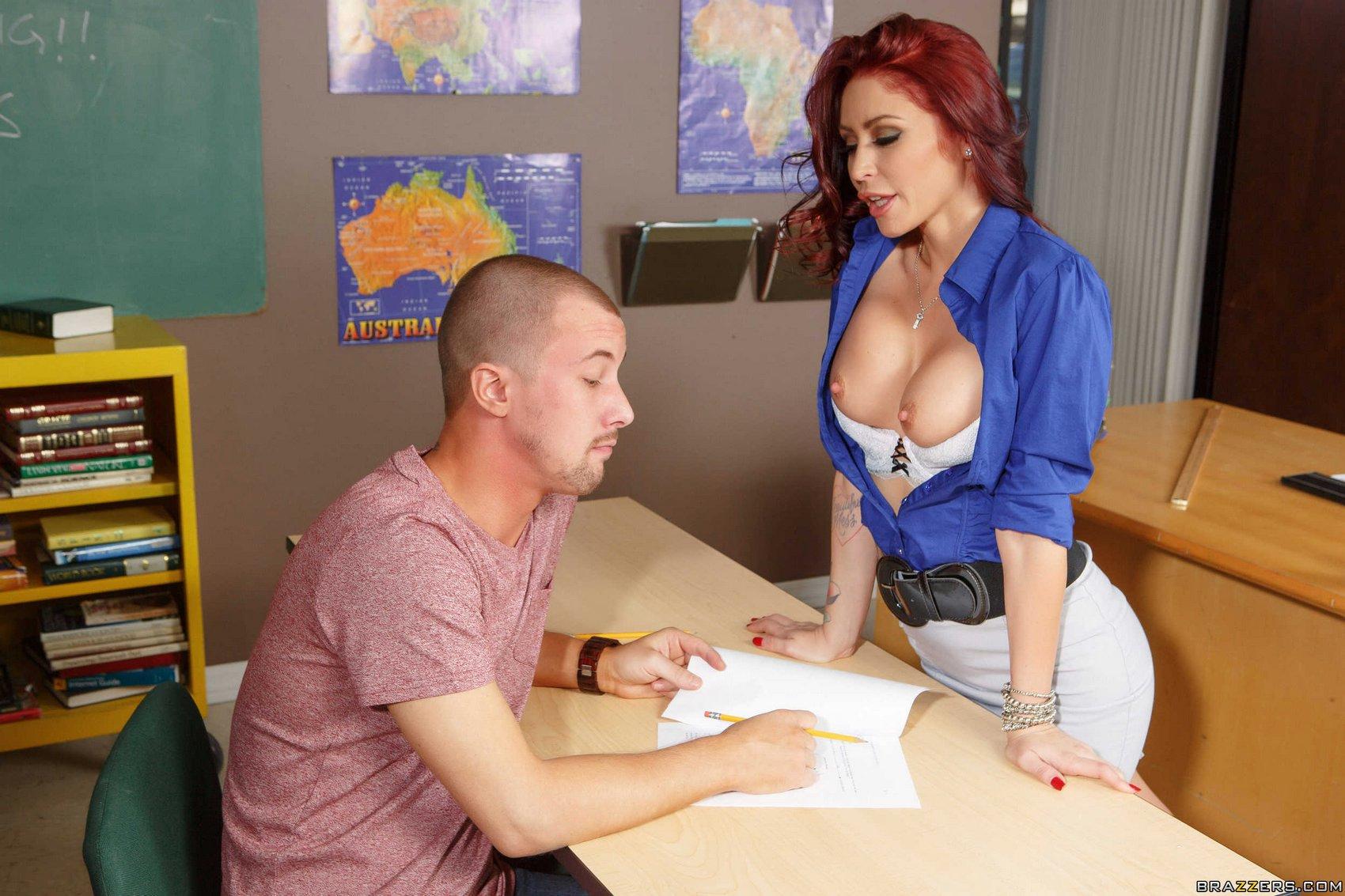 hot pornstars seducing teachers