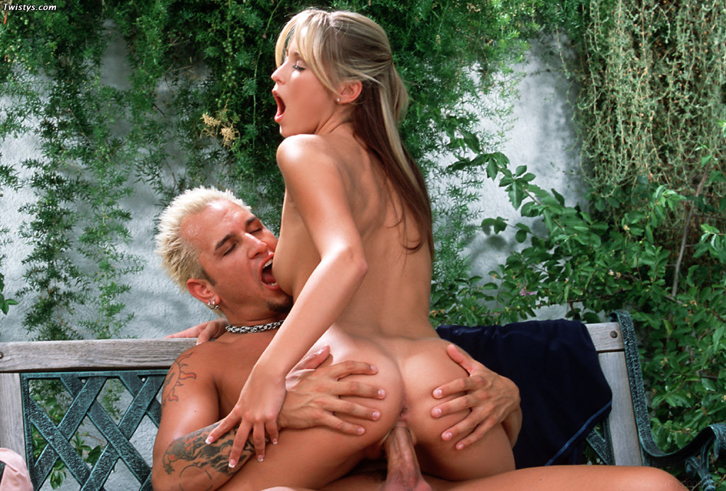 Office Guy Gets Fucked Outdoor