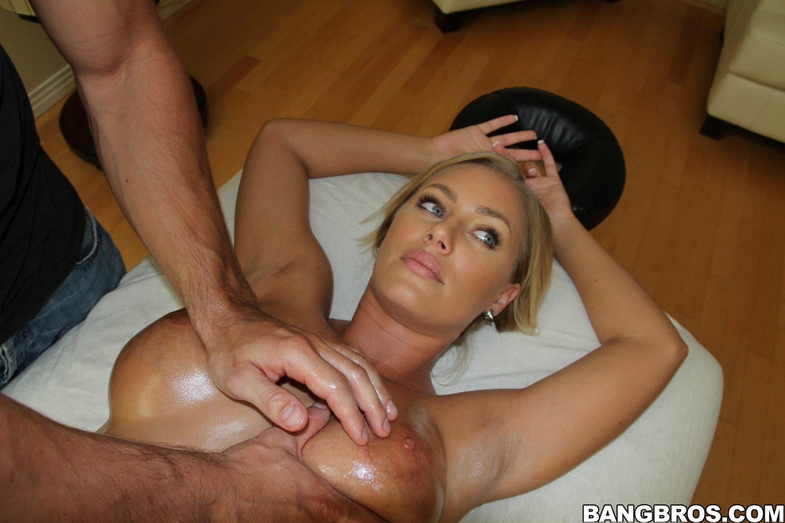 массажу николь секс учиться