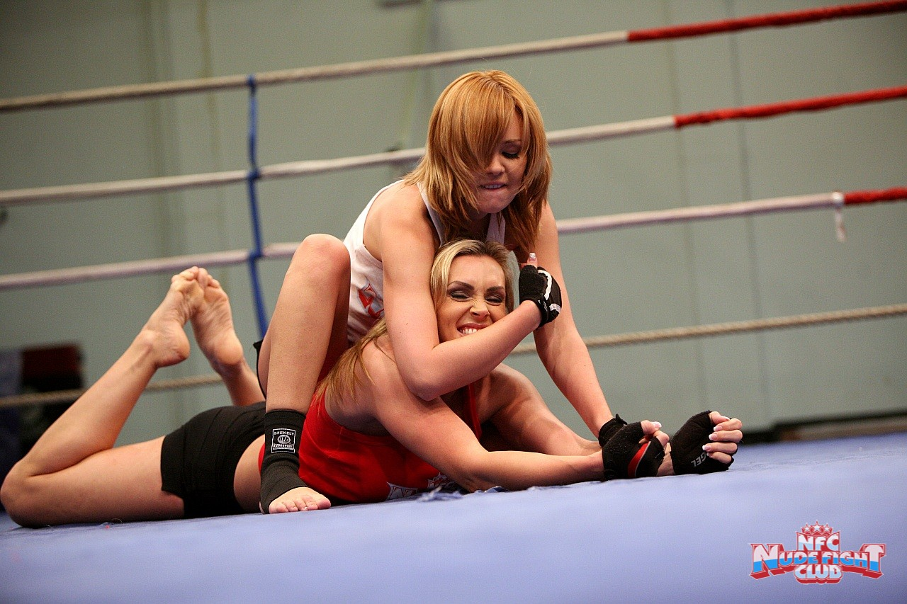 Nude wrestling lesbian fight club simply excellent