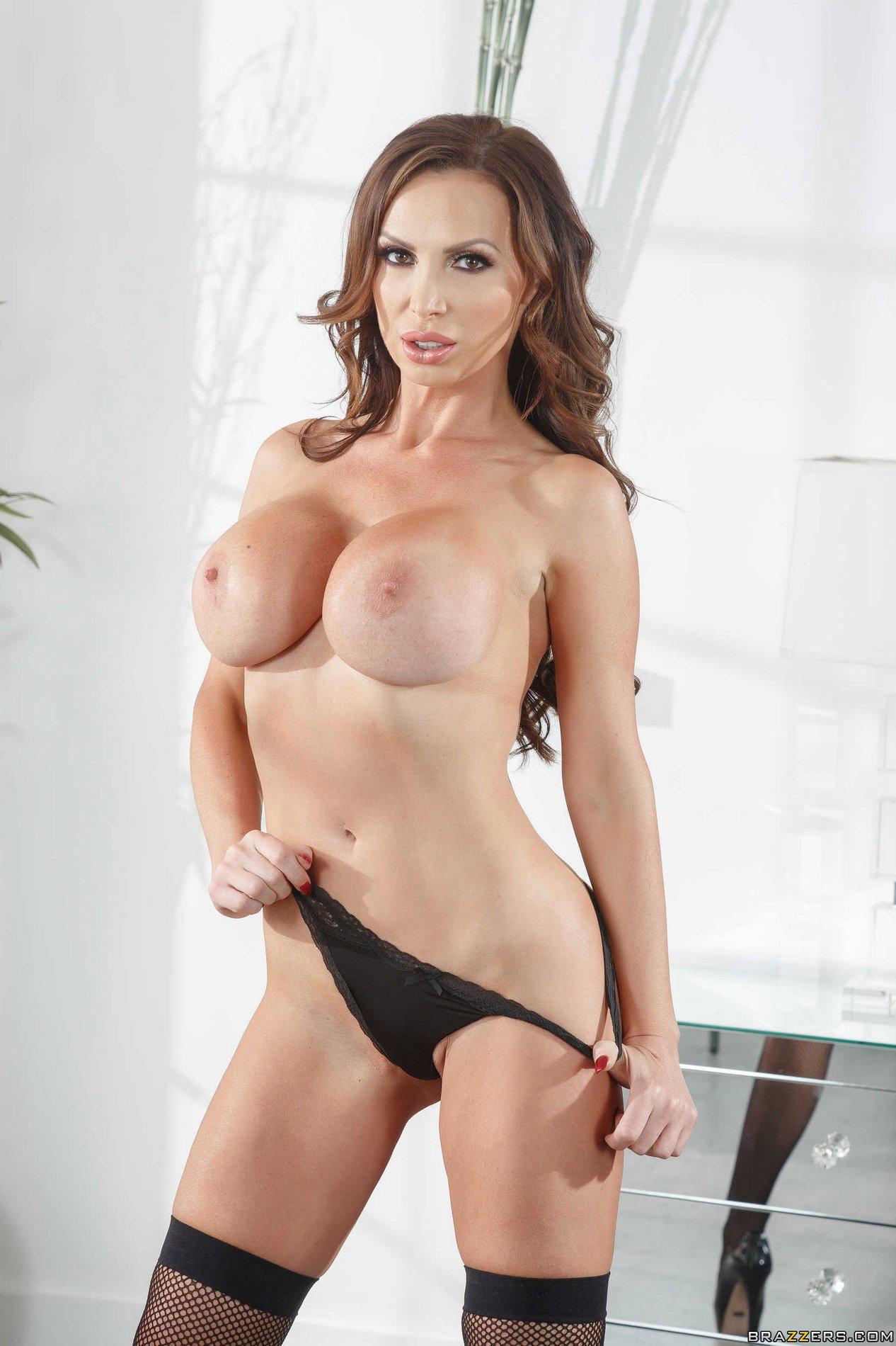 Shall Nikki benz office stockings