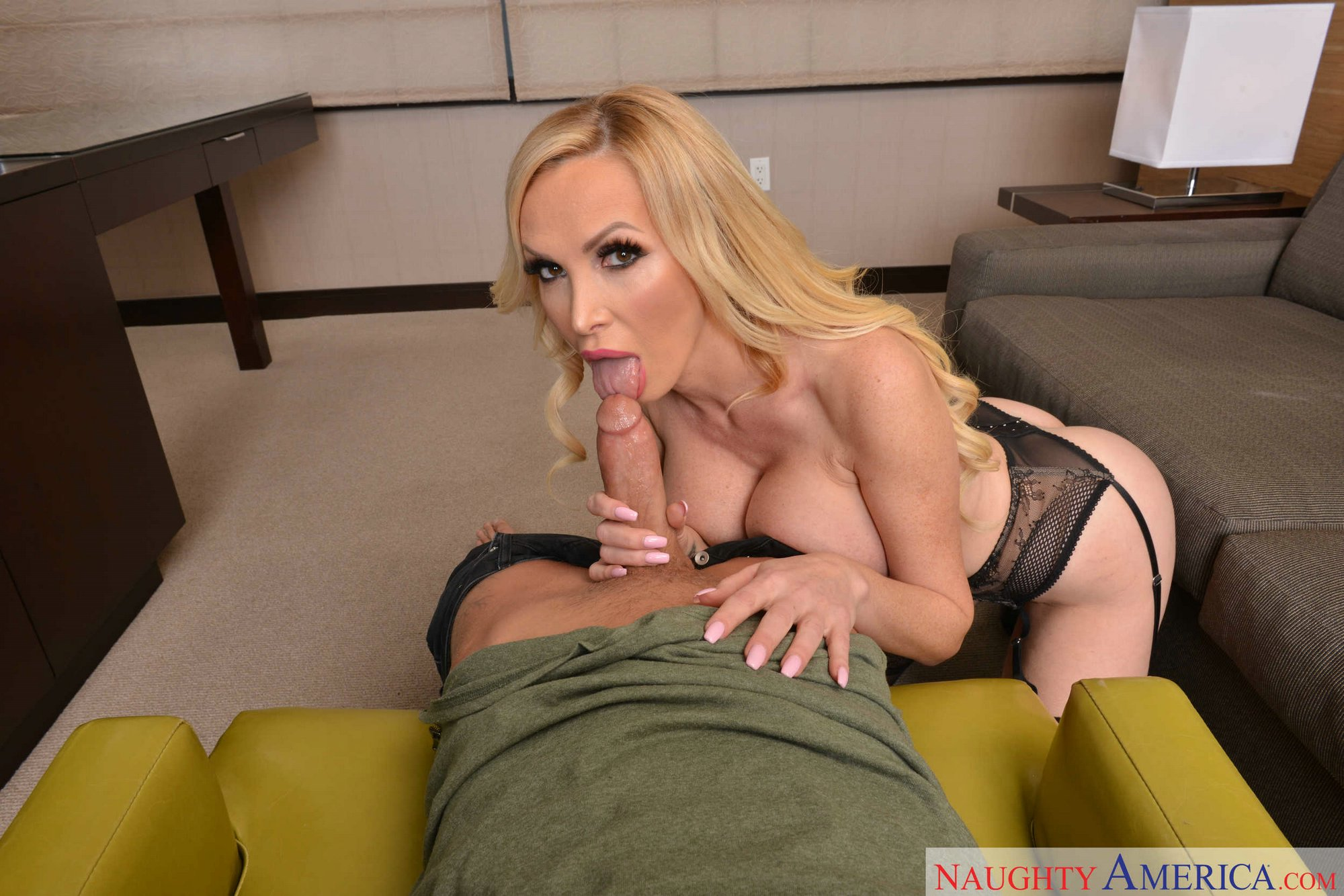 Consider, hot blonde nikki benz something