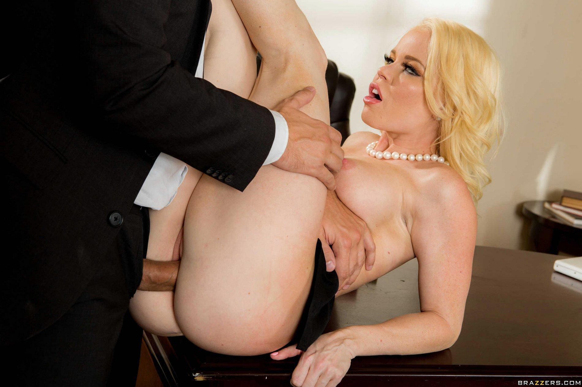 image Hot dirty secretary seduces her boss blow me pov