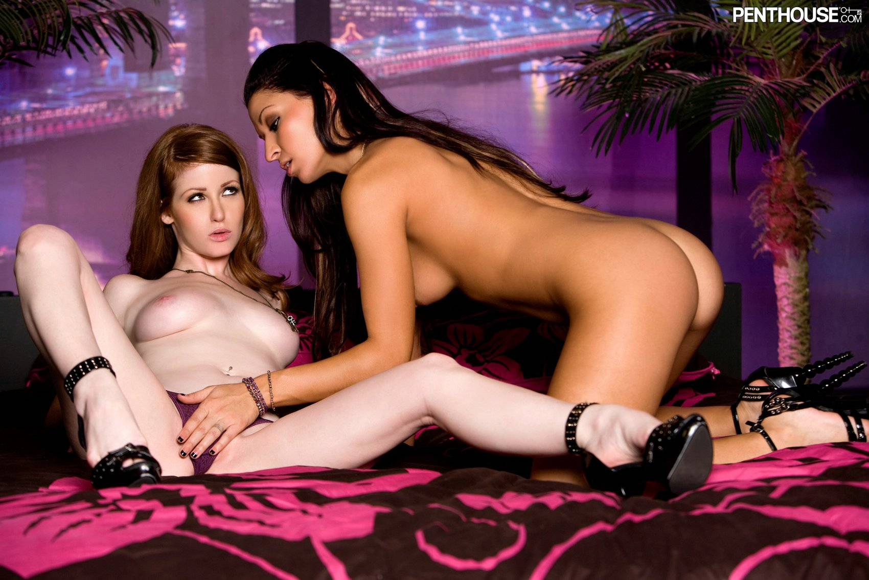 Cannot be! Nikki rhodes licking pussy seems me