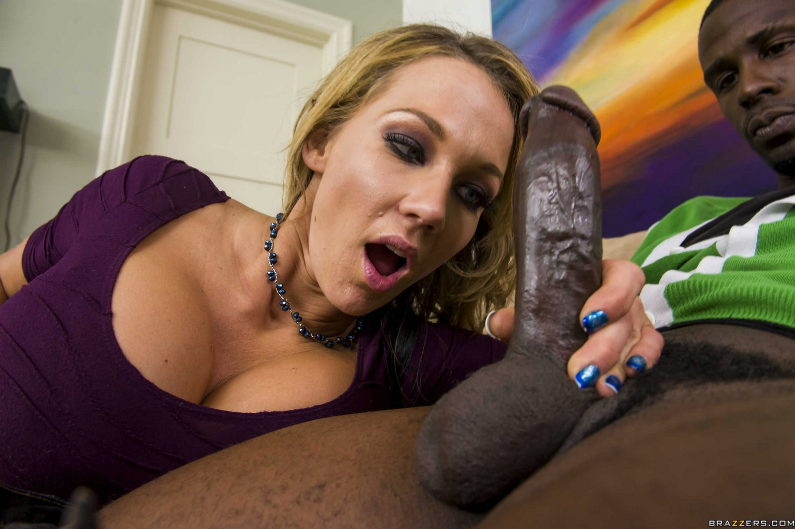 Naughty Mom Nikki Sexx Fucking Huge Black Cock
