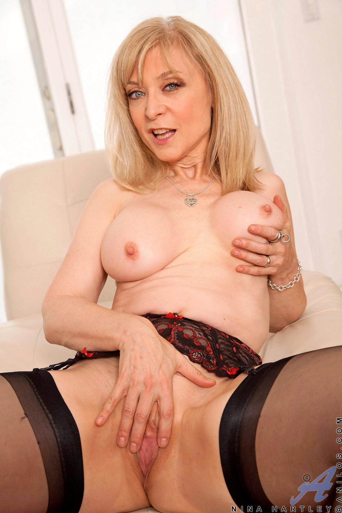 Naked nina hartley can