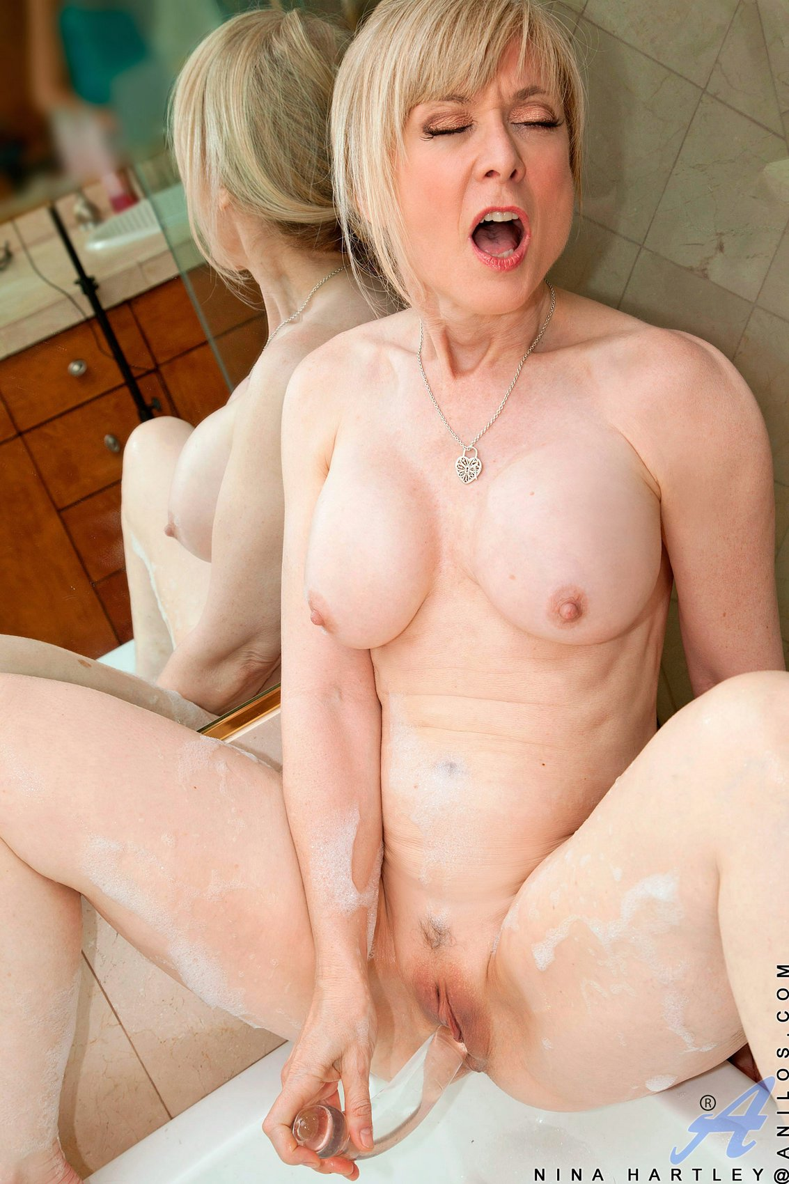 Like Naked nina hartley assured