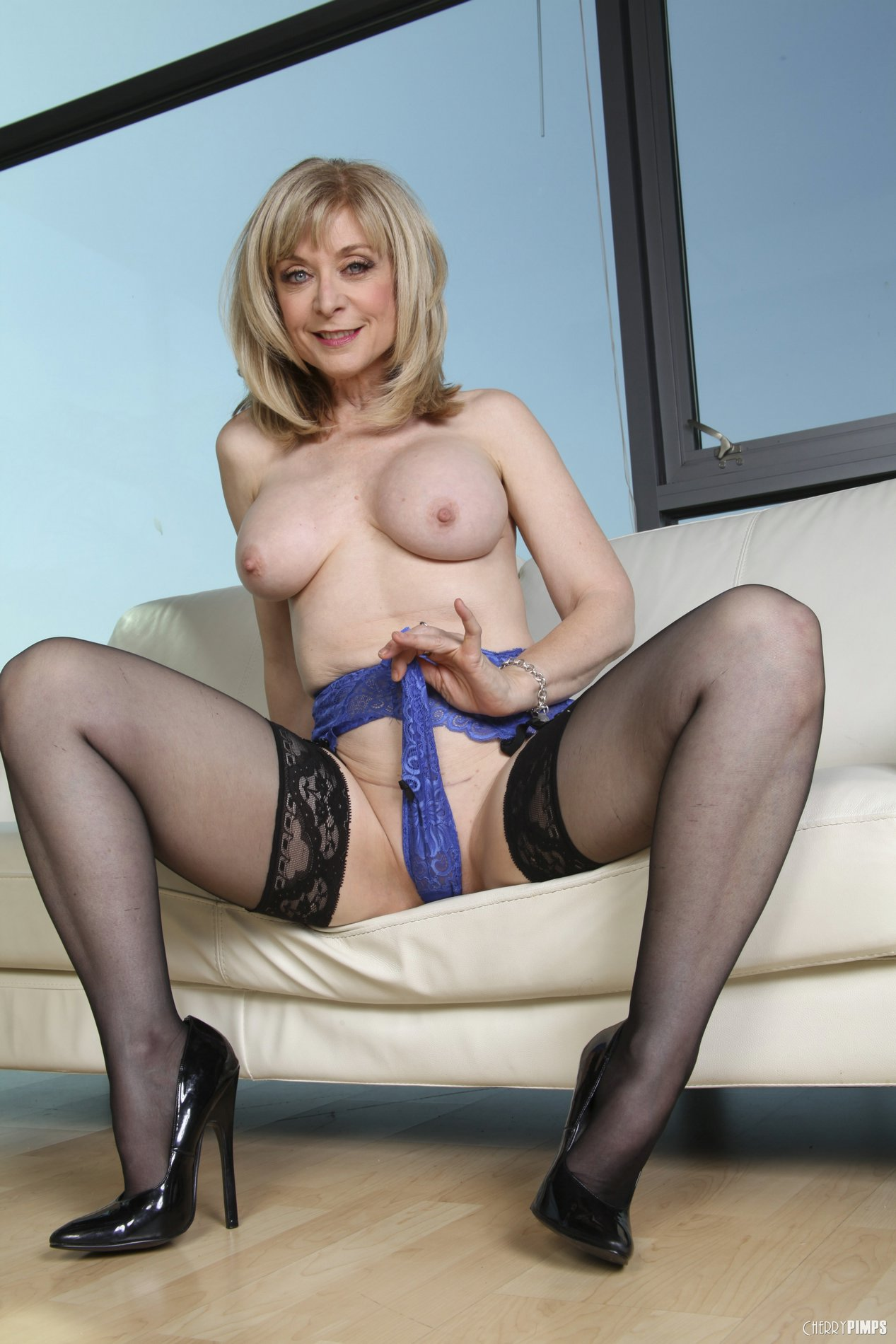 Nina hartley dildo