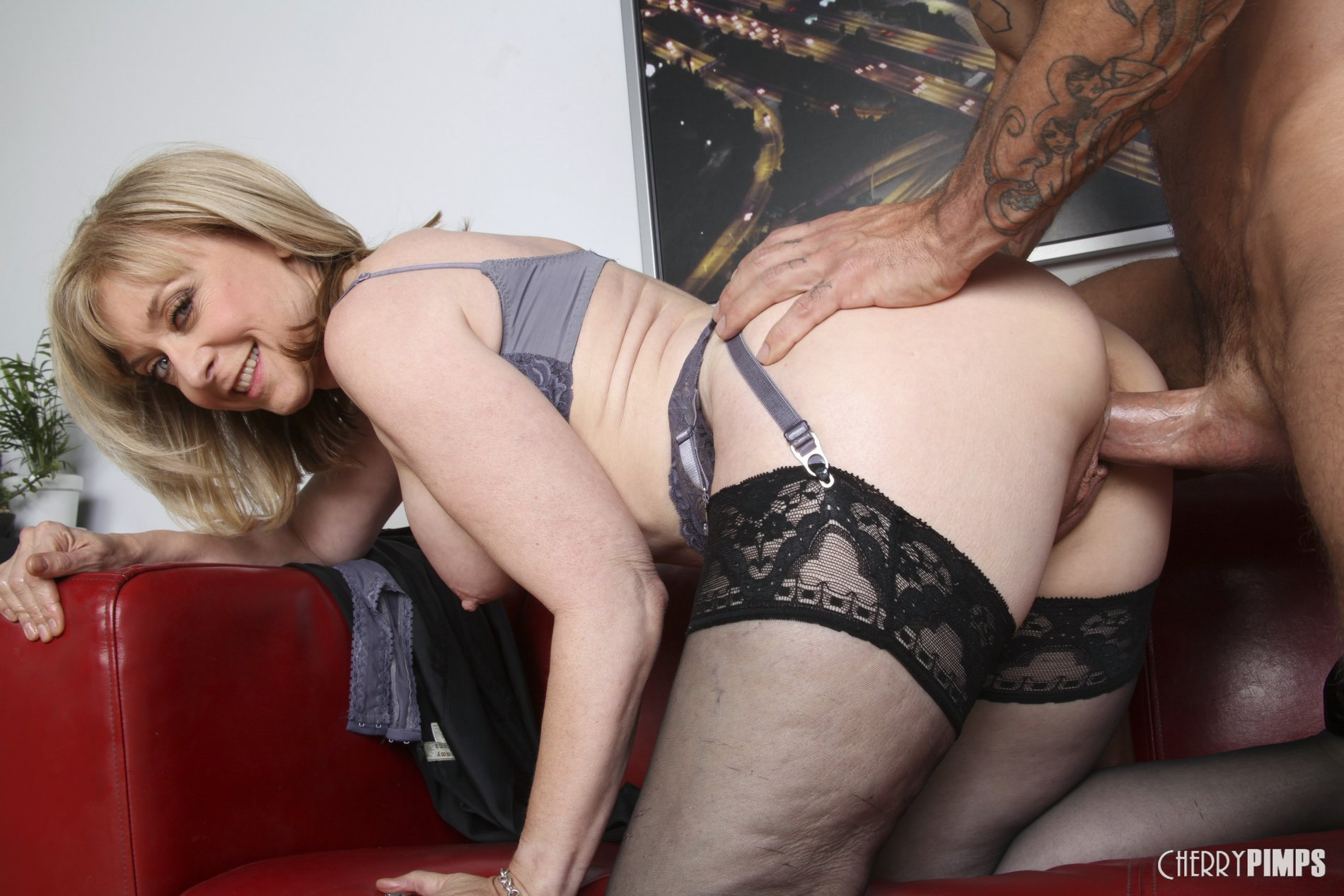 Anal milf nina hartley swallows - 1 part 5