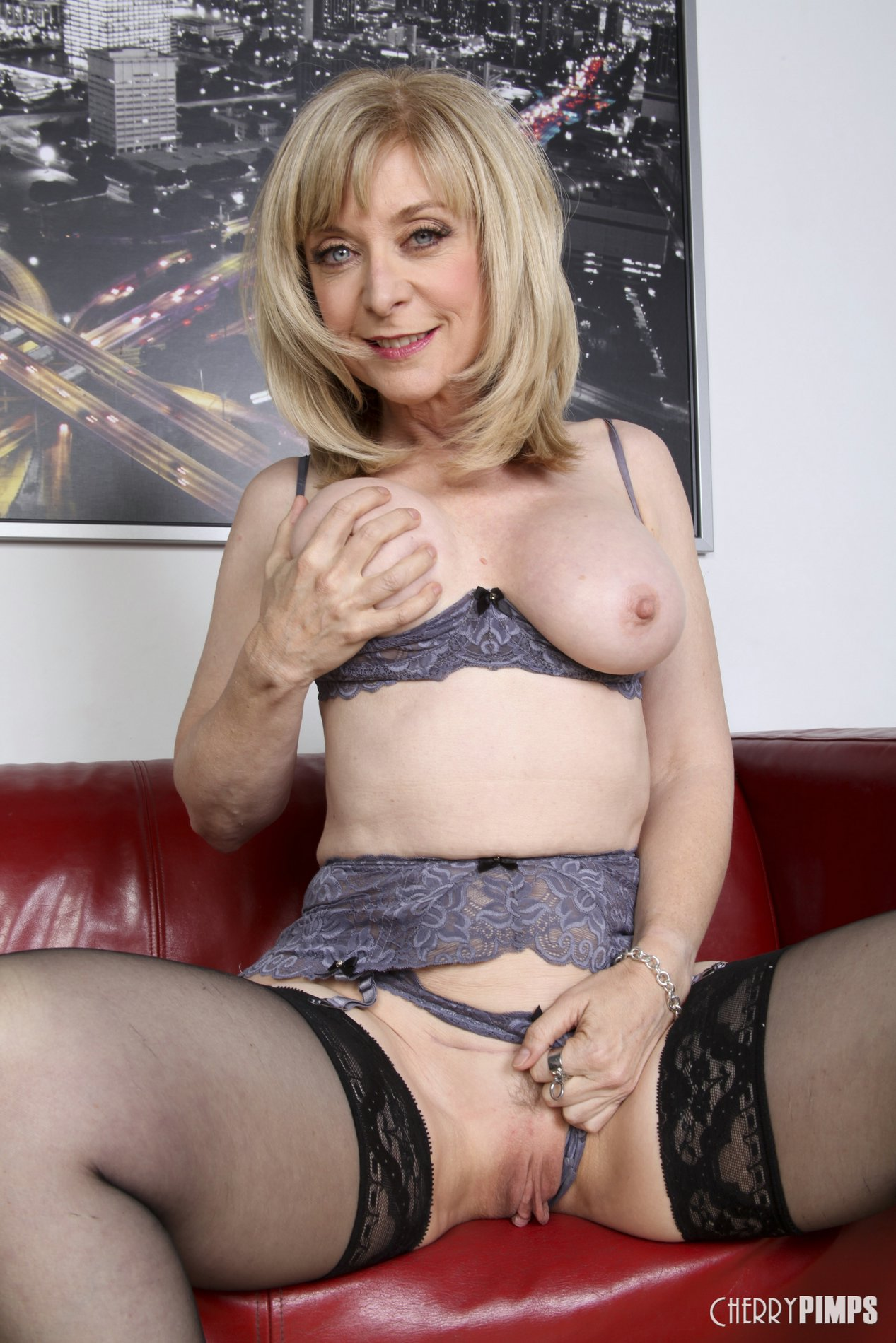 Anal milf nina hartley swallows - 1 part 6