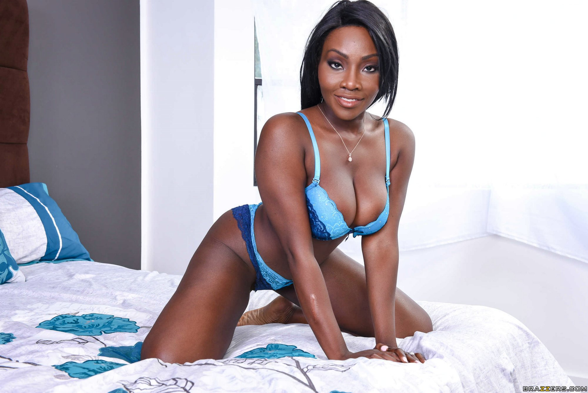 Ebony babe kendall woods gets her pussy destroyed 6
