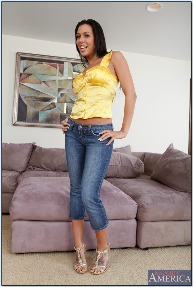 Teen ass in jeans lindo culote de jovencita - 2 part 5