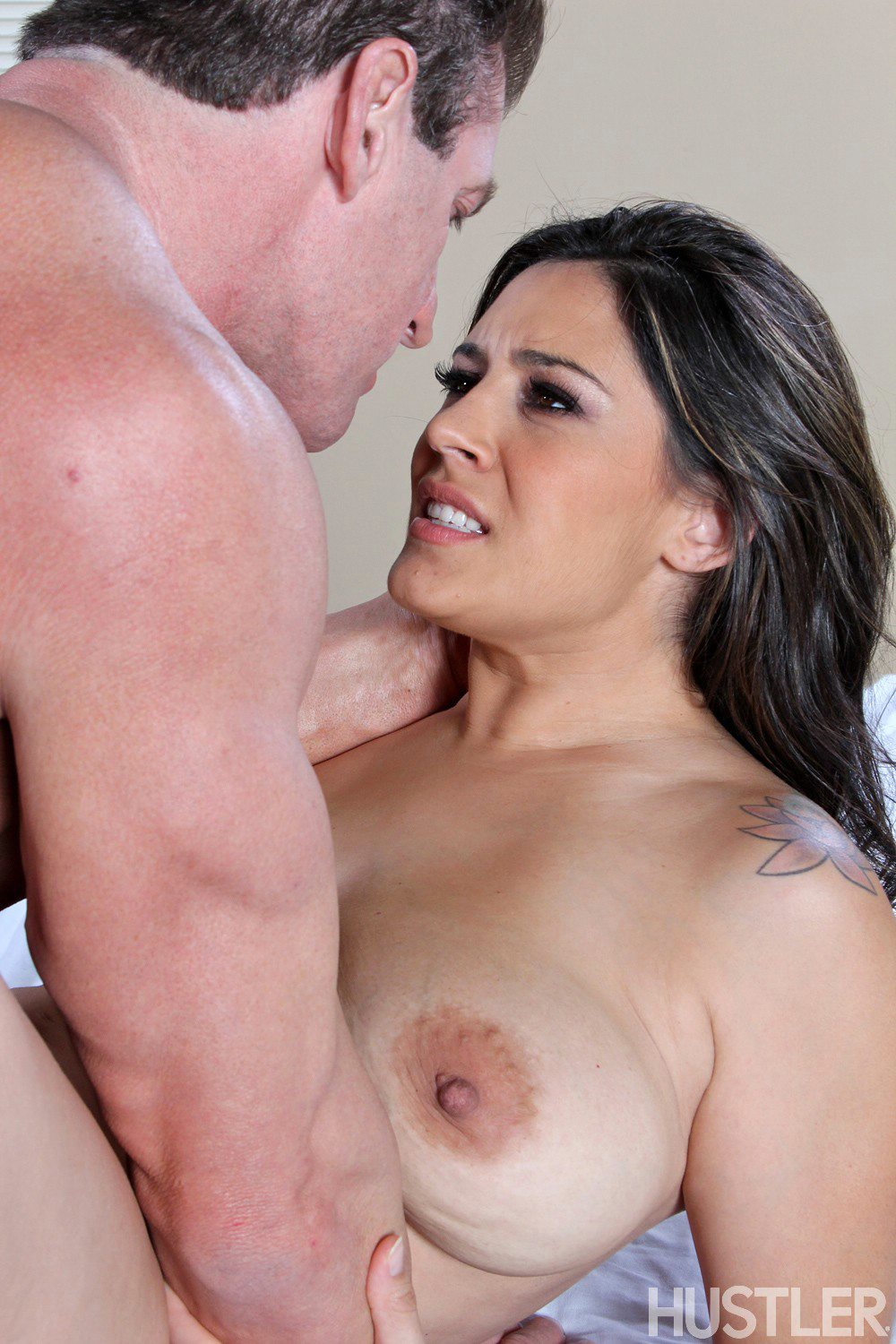 Raylene fucked by a big black cock
