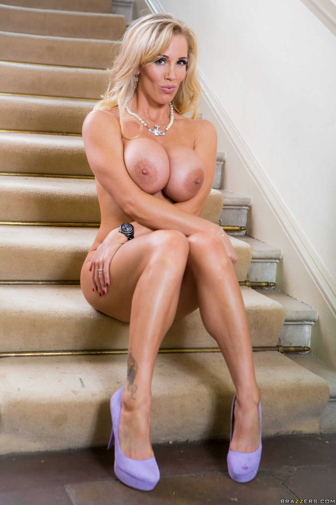Toying Around With My Step Mom  Brazzers