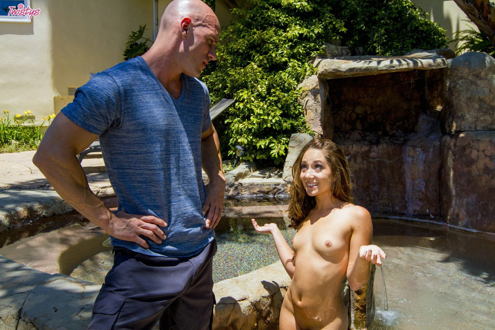 Johnny Sins August Ames